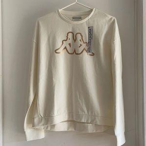 NWT Kappa crewneck sweatshirt